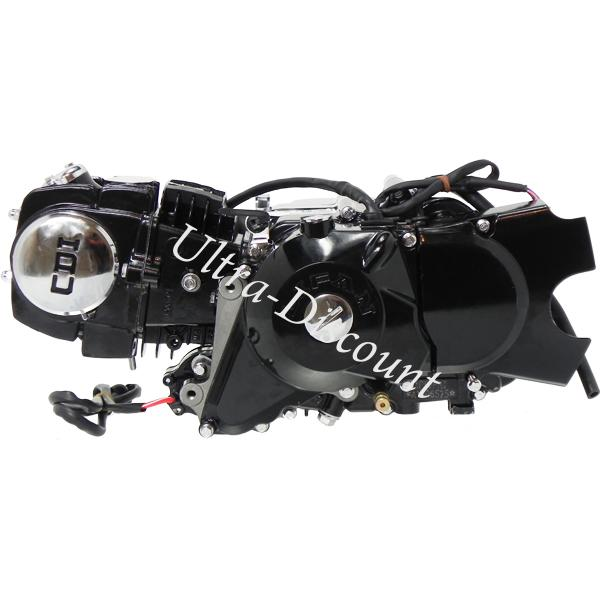 motore lifan 125cc per pit bike con motorino di avviamento elettrico 1p52fmi ricambi pit bike. Black Bedroom Furniture Sets. Home Design Ideas