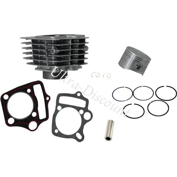 kit motore lifan 138cc per pit bike 125cc  ricambi pit