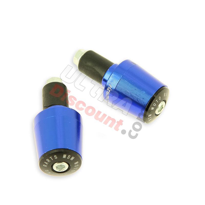 miglior valore vendita economica le migliori scarpe Tappi protezione manopole blu (tipo 7) per Polini 911 et GP3 ...