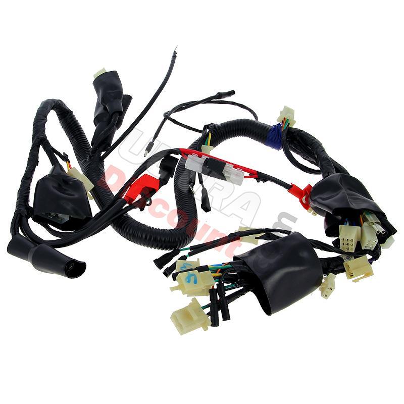 Cablaggio Elettrico Per Quad Shineray 250cc Stxe  Ricambi