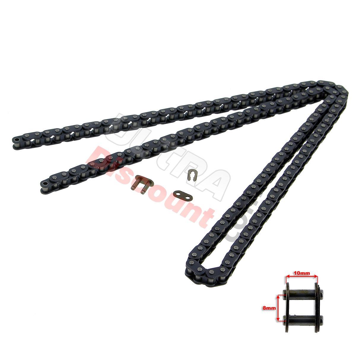 catena rinforzata 68 grandi maglie  tipo tf8   ricambi