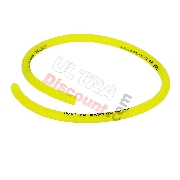 Tubo benzina 5mm giallo Scooter Baotian BT49QT-11