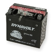 Batteria DTX14-BS per Quad Spy Racing SPY350F3
