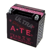 Batteria YTX14-BS per Quad Shineray 300cc ST-4E