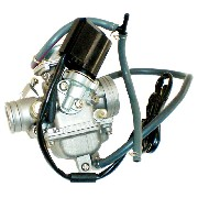 Carburatore 24mm per scooter a 4 tempi