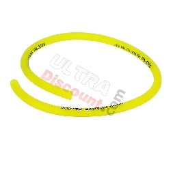 Tubo benzina 5mm giallo Scooter Baotian BT49QT-9